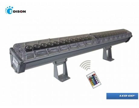 WW-24PC RGB LED DUVAR BOYAMA IR UZAKTAN KUMANDALI IP67 220V