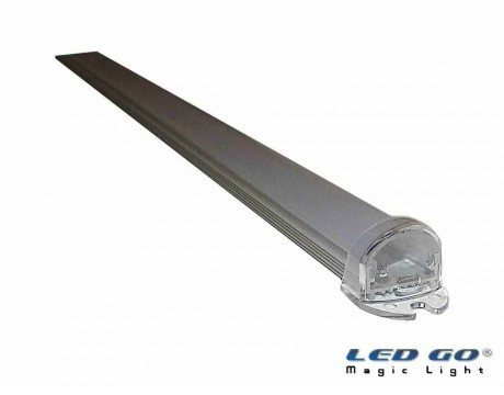 SLIM SERIT LED ALUMINYUM KANAL PROFIL 200CM