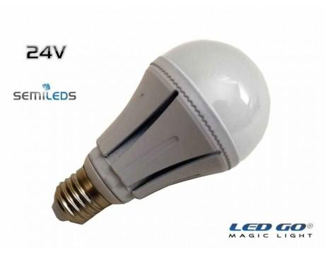 LB-11-24V, E27 LED LAMBA,11W ,DC 24V