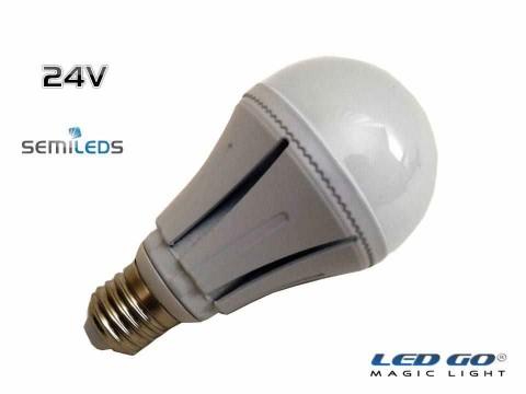LB-11-24V E27 LED LAMBA,11W ,24VAC-DC