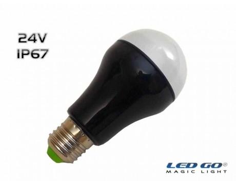LBI-05-24V LED AMPUL ,IP67, 24V DC