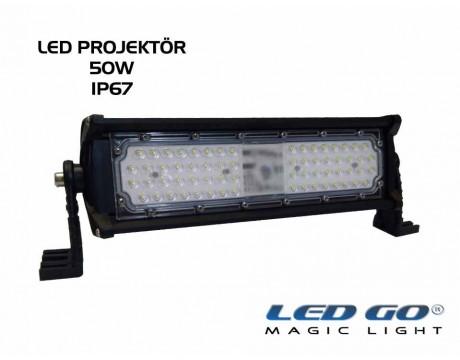EP-50, Elit Serisi SMDLED Projektör, 50W, 220V, IP67