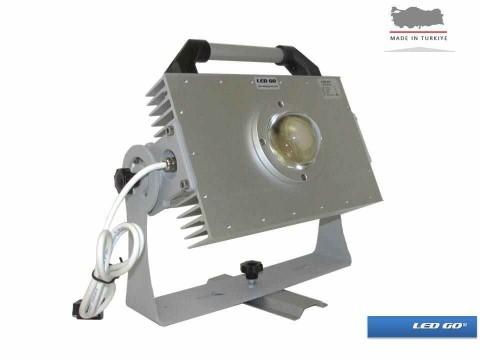 CPS-46CL Seyyar COBLed Projektör 46Watt IP67 24VAC