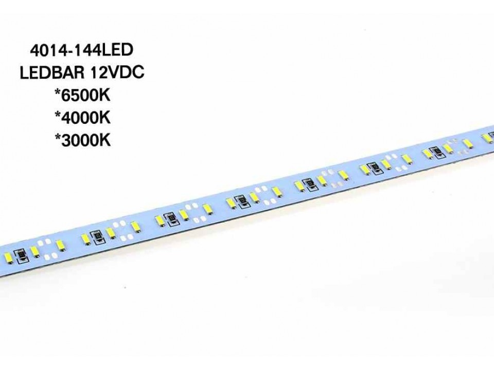 4014B SMD LED BAR 144 LED/m 100CM 12VDC