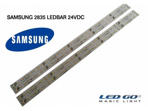 SAMSUNG 2835 LEDBAR-50CM-70LED/M-24VDC